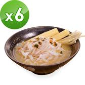 樂活e棧 低卡蒟蒻麵 鐵板細麵+濃湯(共6份)