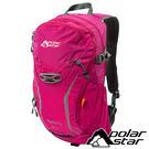 【PolarStar】休閒背包20L『紅』露營.戶外.旅遊.自助旅行.登山背包.後背包.肩背包.行李包 P17802