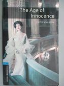 【書寶二手書T1/語言學習_OOY】The Age of Innoncence_Wharton, Edith (EDT)/ West, Clare (RTL)