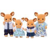 ★funbox玩具★【森林家族】小鹿家庭組_ EP14410