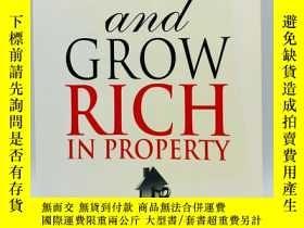 二手書博民逛書店Think罕見And Grow Rich In Property