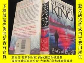 二手書博民逛書店Stephen罕見King - Bat of Bones(英文原