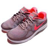 Nike 慢跑鞋 Wmns Free RN 2017 紫 粉紅 舒適緩震 運動鞋 女鞋【PUMP306】 880840-501