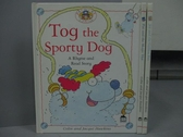 【書寶二手書T3/語言學習_YJT】Tog the Sporty Dog_Pat and the Magic Hat等_
