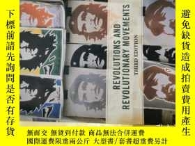 二手書博民逛書店revolutions罕見and revolutionary movementsY23583 buxiang