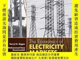 二手書博民逛書店The罕見Economics Of Electricity MarketsY256260 Darryl R.