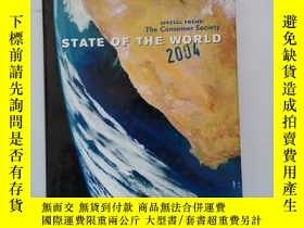 二手書博民逛書店State罕見Of The WorldY22264 Worldwatch Institute W. W. No