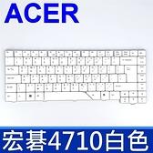 ACER 4710 白色繁體 鍵盤 4320 4330 4430 4510 4520 4520G 4530 4710 4710G 4715 4715Z 4720 4720G 4720Z 4720ZG MP-07A26GB-698