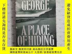 二手書博民逛書店36開英文原版罕見A Place of Hiding Y281995 Elizabeth George