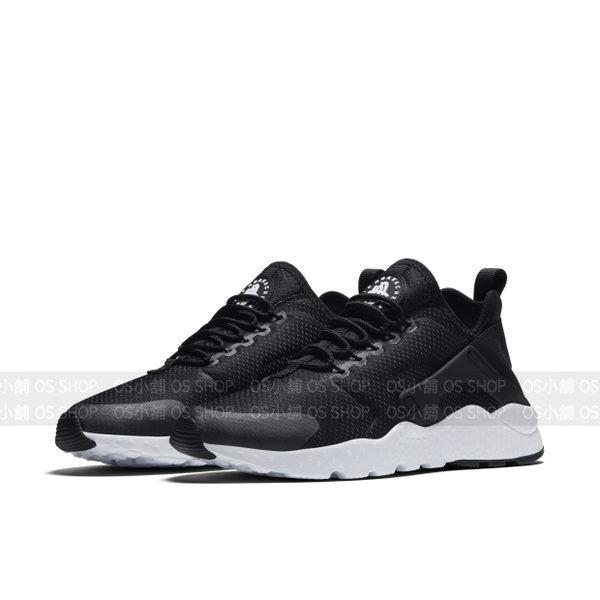 Nike 武士鞋 819151-008 Wmns Air Huarache Run Ultra 黑 白 基本款 黑白武士 運動鞋 女鞋 大童鞋 【代購】