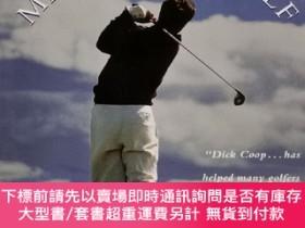 二手書博民逛書店Mind罕見Over Golf : How to Use Your Head to Lower Your Scor