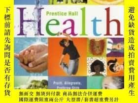 二手書博民逛書店High罕見School Health Student Edition 2007cY364682 Pearso