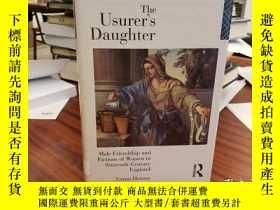 二手書博民逛書店The罕見Usurer s Daughter: Male Fri