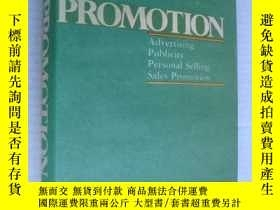 二手書博民逛書店PROMOTION;Advertising,Publicity,
