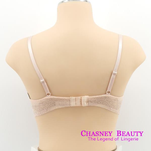 Chasney Beauty-Porcelain瓷紋B-E蕾絲內衣(玫瑰粉)