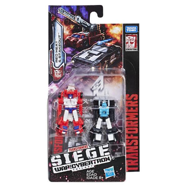 變形金剛塞博坦之戰WFC 圍城Siege 超武戰將 RESCUE 救援 TOYeGO 玩具e哥