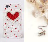 ✿ 3C膜露露 ✿ {滿天愛心*華麗貼鑽系列} 適用各種手機型號 手機殼 手機套 保護殼 保護套