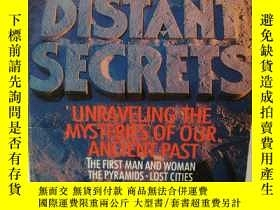 二手書博民逛書店Distant罕見Secrets:Unraveling the