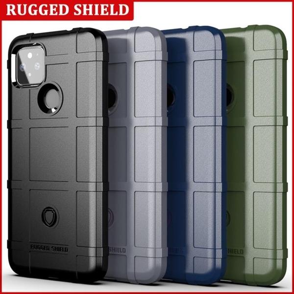 谷歌 Google Pixle 5 XL 手機殼 矽膠軟殼 Pixel5 保護殼 空壓殼 全包邊 防摔 防滑 手機套