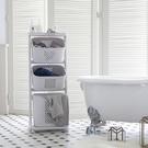 北歐風移動式衣物收納洗衣籃 【OP生活】快速出貨 洗衣籃 折疊洗衣籃 衣服 浴室  居家 收納 臥房