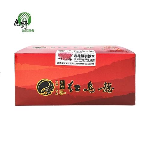 【鹿野地區農會】紅烏龍(2.5公克x16包)/盒