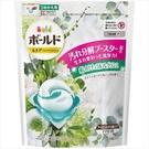 【日本製】【P&G】Bold 洗衣凝膠球3D立體 膠囊 洗衣精 補充包 15顆入 微風森林香 SD-2645 - P&G