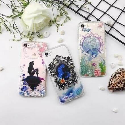 【SZ15】iPhone7/8 plus手機殼 公主愛麗絲殼 iPhone 7/8 iphone 6 plus 手機殼