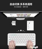 【免運快出】 BOW航世蘋果新ipad三藍芽鍵盤 手機平板通用 奇思妙想屋YTL