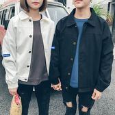外套新款開春秋韓版學生寬鬆bf百搭學院風短款情侶裝 完美情人精品館