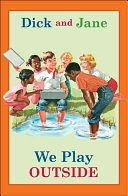 二手書博民逛書店 《We Play Outside》 R2Y ISBN:0448436167│Dick and Jane