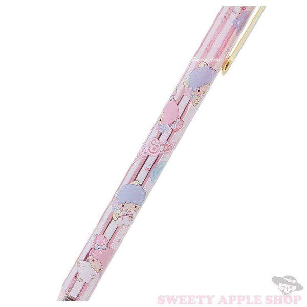 日本限定 日本製 雙子星 糖果造型 原子筆 (黑色)