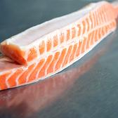 ㊣盅龐水產 ◇鮭魚肚條◇1kg±10%/包◇ 零售$410元/包 歡迎團購 餐廳