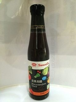 味榮 蔬果烏醋 240ml/瓶