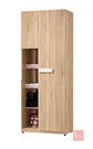 多莉絲2.5 尺收納衣櫃 (大台北免運費)【阿玉的家2021】