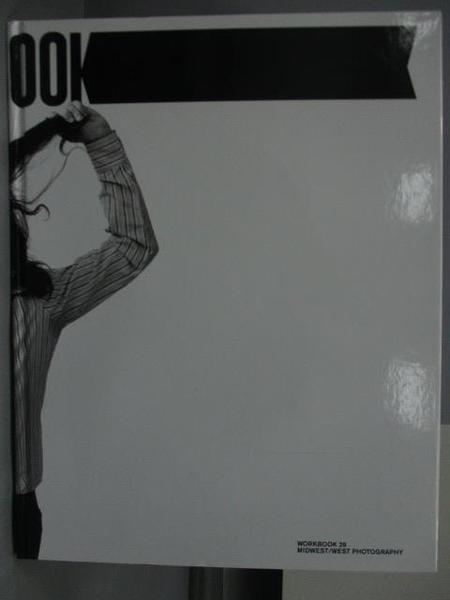 【書寶二手書T5/設計_YBY】AKBOOK_photography 26_白底黑字