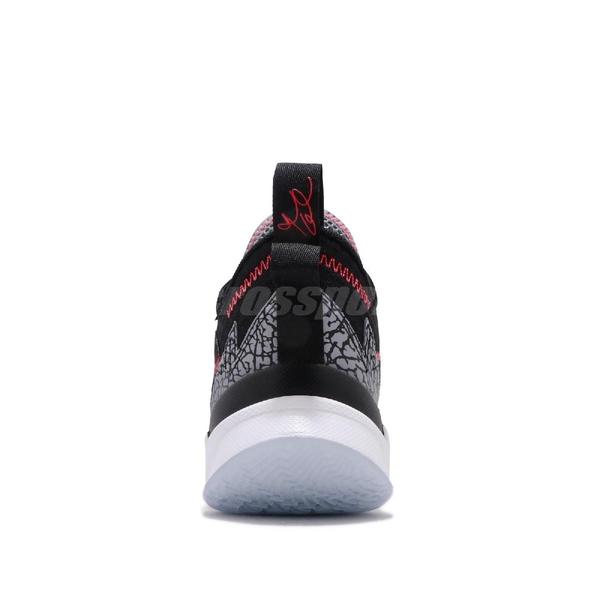 Nike Jordan Why Not Zer0.3 PF 黑 灰 男鞋 爆裂紋 黑水泥 籃球鞋 喬丹 Westbrook 【ACS】 CD3002-006
