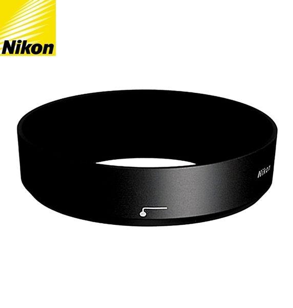 我愛買#原廠Nikon遮光罩HB-N101遮光罩HB-N101遮陽罩可倒裝Nikon1 10-30mm f3.5-5.6 VR遮罩1:3.5-5.6