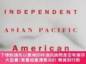 二手書博民逛書店英文原版:Mouing the罕見lmage:INDEPENDENT ASIAN PACIFIC Americ