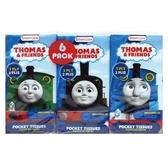 Thomas & Friends 湯瑪士小火車紙手帕10抽*6包【愛買】