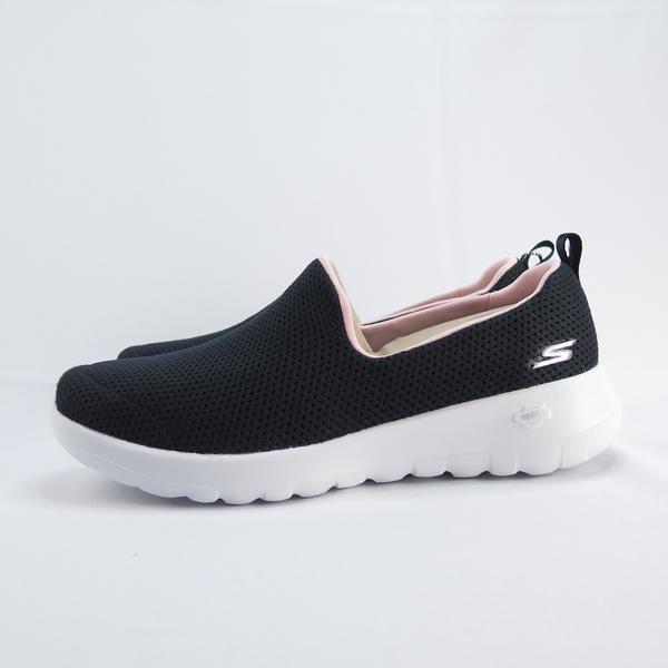 Skechers GO WALK JOY - ADMIRABLE 女款 健走鞋 124091BKPK 黑【iSport】