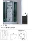 【麗室衛浴】淋浴蒸氣房 LS-906  1000*1000*2280mm
