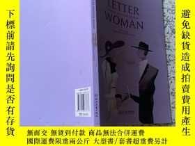 二手書博民逛書店LETTER罕見FROM AN UNKNOWN WOMAN一位陌生女子的來信Y351232
