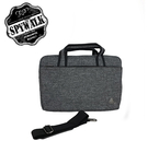 SPYWALK 素色多功用公事包 背後可掛行李箱拉桿 NO: 1867 (大款)