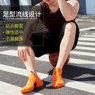 【兩種長度可選】加厚毛巾底透氣網孔運動襪 籃球 跑步 馬拉松 (多色可選/均碼)