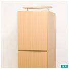 ◎組合式壁面收納衣櫥 衣櫃上櫃 ARDELL2 40 LBR NITORI宜得利家居