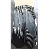 【MIT】台灣製造七分海灘褲● 【123-594-F】抽繩設計●快乾不吸水●車線密【守門員】