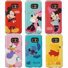 韓國 SB 迪士尼 雙層防摔 手機殼│iPhone 6/6S 7 8 Plus X S7 Edge S8 Note5 Note8│z7618