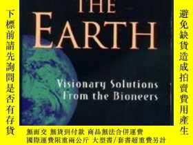 二手書博民逛書店Restoring罕見The Earth: Visionary Solutions From The Bionee
