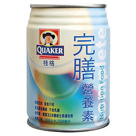 (加贈2罐) 桂格完膳營養素(香草)250ml(24入/箱)【媽媽藥妝】