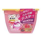 P&G-3D洗衣膠球17顆盒裝(牡丹花香)【康是美】